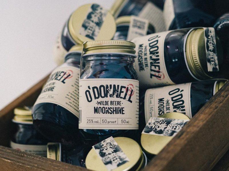 O'Donnell Moonshine – handwerklich hergestellte Spirituosen