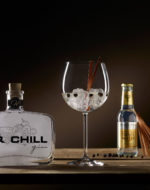 Sir Chill Gin bei Sálina in Dormagen / Neuss