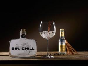 Sir Chill Gin bei Sálina in Dormagen / Neuss