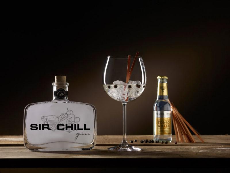 Unser neuer Gin: Sir Chill