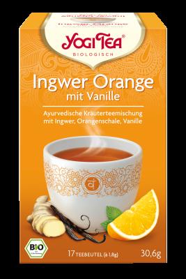 Yogi Tee® bei Sálina in Dormagen / Neuss